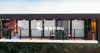 中式风格阳台图片大全