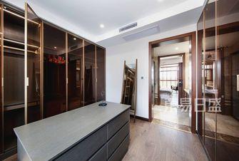 20万以上140平米别墅北欧风格衣帽间设计图