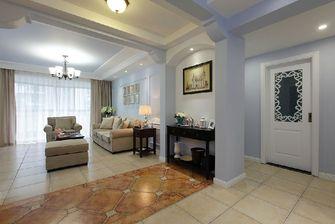 豪华型120平米田园风格客厅装修效果图