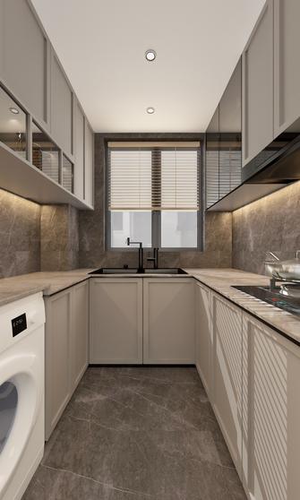 20万以上40平米小户型中式风格厨房图