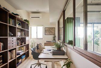 经济型70平米日式风格书房设计图