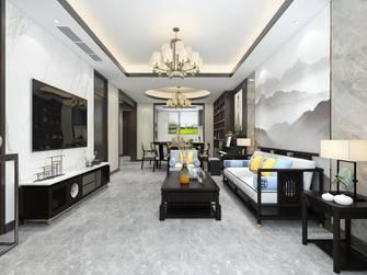 3万以下140平米别墅中式风格客厅图片