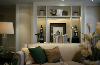 20万以上120平米三欧式风格客厅图片大全