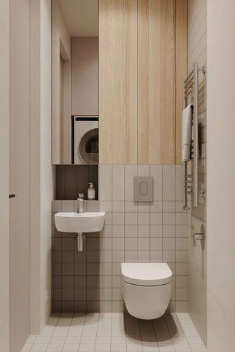 70平米现代简约风格卫生间效果图
