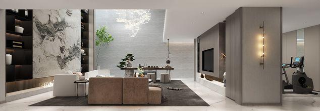 140平米四室三厅中式风格阳光房图片大全