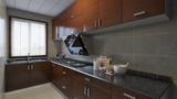 10-15万60平米东南亚风格厨房效果图