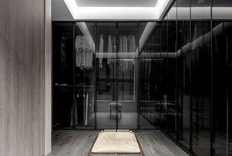 富裕型三室两厅现代简约风格衣帽间设计图