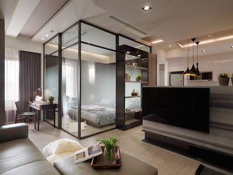 50平米公寓港式风格客厅装修案例