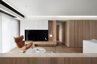 富裕型140平米四日式风格客厅装修效果图