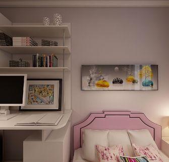 100平米三室一厅现代简约风格青少年房图片大全