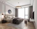 经济型三室一厅现代简约风格卧室装修图片大全