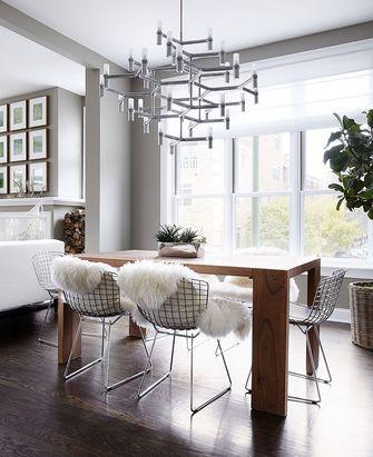 15-20万100平米三室两厅新古典风格厨房效果图