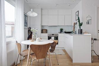5-10万60平米一室两厅现代简约风格厨房欣赏图