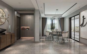 富裕型140平米四中式风格餐厅图