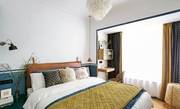 富裕型90平米三室一厅新古典风格卧室图