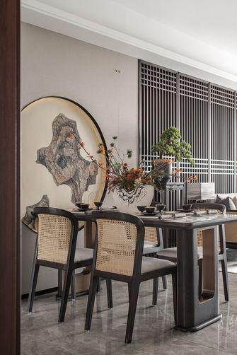 20万以上140平米中式风格餐厅欣赏图