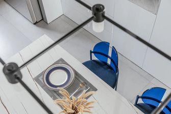富裕型140平米四室两厅现代简约风格餐厅图片