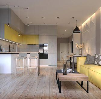 经济型70平米欧式风格客厅图片