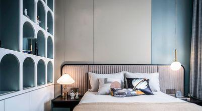 15-20万110平米四室两厅轻奢风格卧室装修效果图