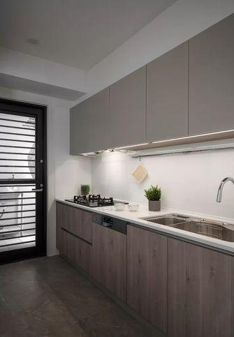 5-10万100平米三现代简约风格厨房欣赏图