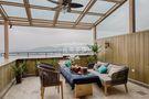 20万以上140平米四室三厅东南亚风格阳台图片