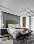 20万以上140平米别墅法式风格卧室图