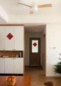 经济型70平米混搭风格走廊装修效果图