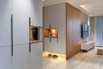 经济型120平米四室一厅北欧风格玄关欣赏图