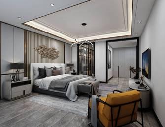 140平米轻奢风格卧室装修效果图