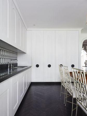 140平米欧式风格厨房图