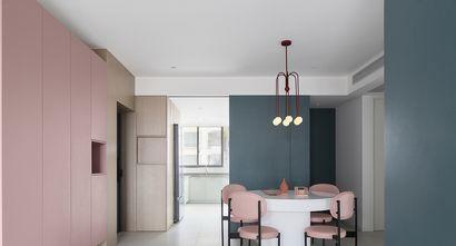 80平米一室一厅北欧风格餐厅图片大全