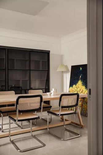 富裕型130平米四现代简约风格影音室图