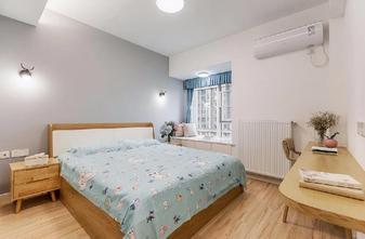 经济型40平米小户型现代简约风格卧室装修图片大全