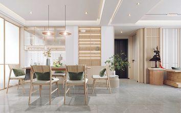 15-20万120平米四室一厅日式风格餐厅装修效果图