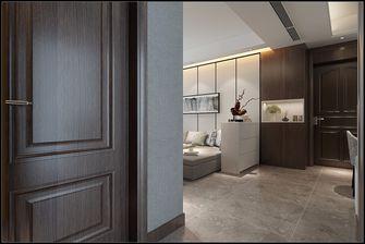 富裕型100平米三室一厅现代简约风格玄关装修效果图