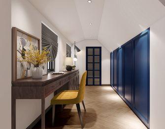 豪华型140平米别墅现代简约风格阁楼设计图