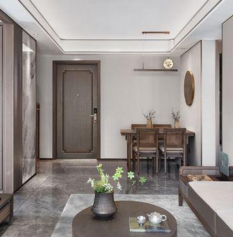 90平米三室两厅中式风格餐厅装修图片大全