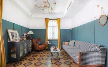 经济型50平米公寓北欧风格客厅图片