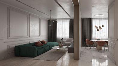 15-20万120平米四室两厅现代简约风格客厅装修效果图