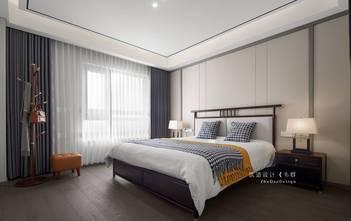 20万以上140平米三室三厅中式风格卧室装修图片大全