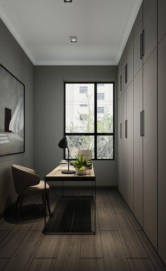 15-20万140平米四室两厅现代简约风格衣帽间欣赏图