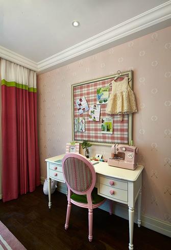 豪华型140平米别墅新古典风格青少年房图片大全