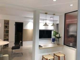 富裕型120平米三室一厅现代简约风格其他区域欣赏图