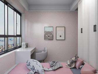 15-20万120平米三室两厅轻奢风格青少年房图片