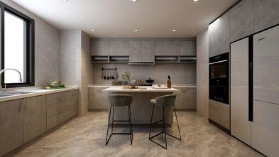20万以上140平米四室一厅混搭风格厨房欣赏图