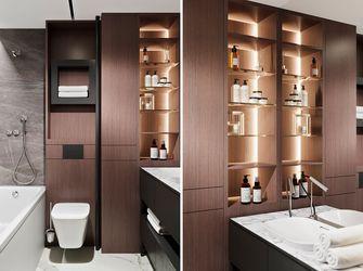 富裕型130平米三现代简约风格卫生间图片