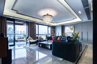 140平米四室三厅港式风格客厅装修效果图