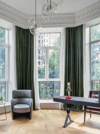 豪华型140平米三室两厅法式风格阳台效果图