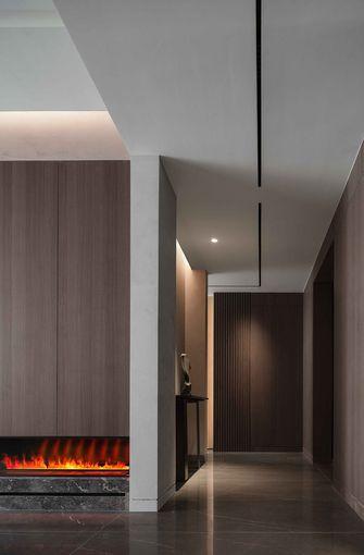 15-20万120平米三室两厅工业风风格玄关设计图