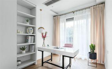 10-15万70平米三室一厅北欧风格书房装修案例